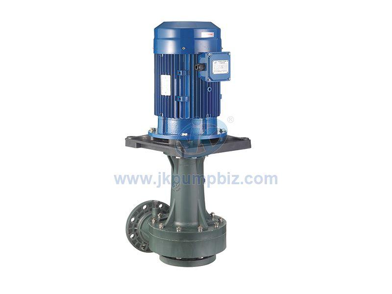 Acidic chemical vertical pump-JKD