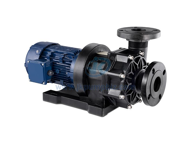 Run drive ability magnetic drive pump-MG