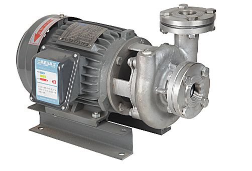 High temperature resistant horizontal stainless steel centrifugal pump-JKA