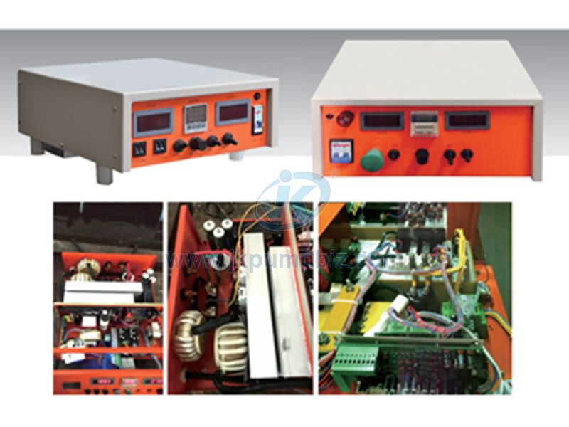 High-frequency switching power supply for air cooling