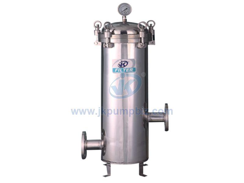 stainless steel filter housing-JL