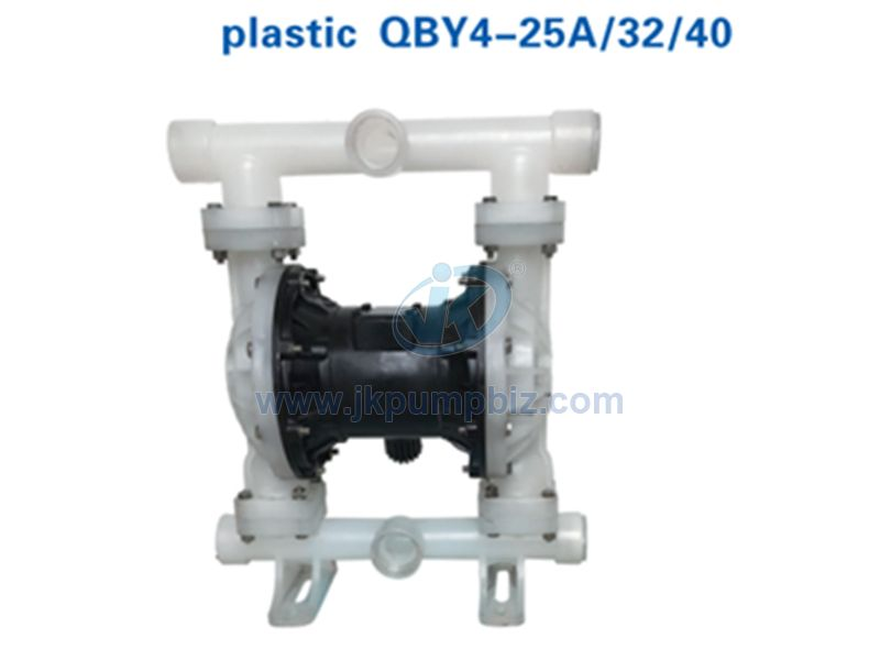 Air operated double diaphragm pump-QBY4-25A/32/40