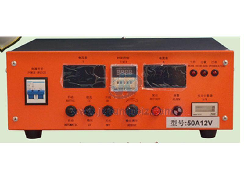 Hardware plating power supply