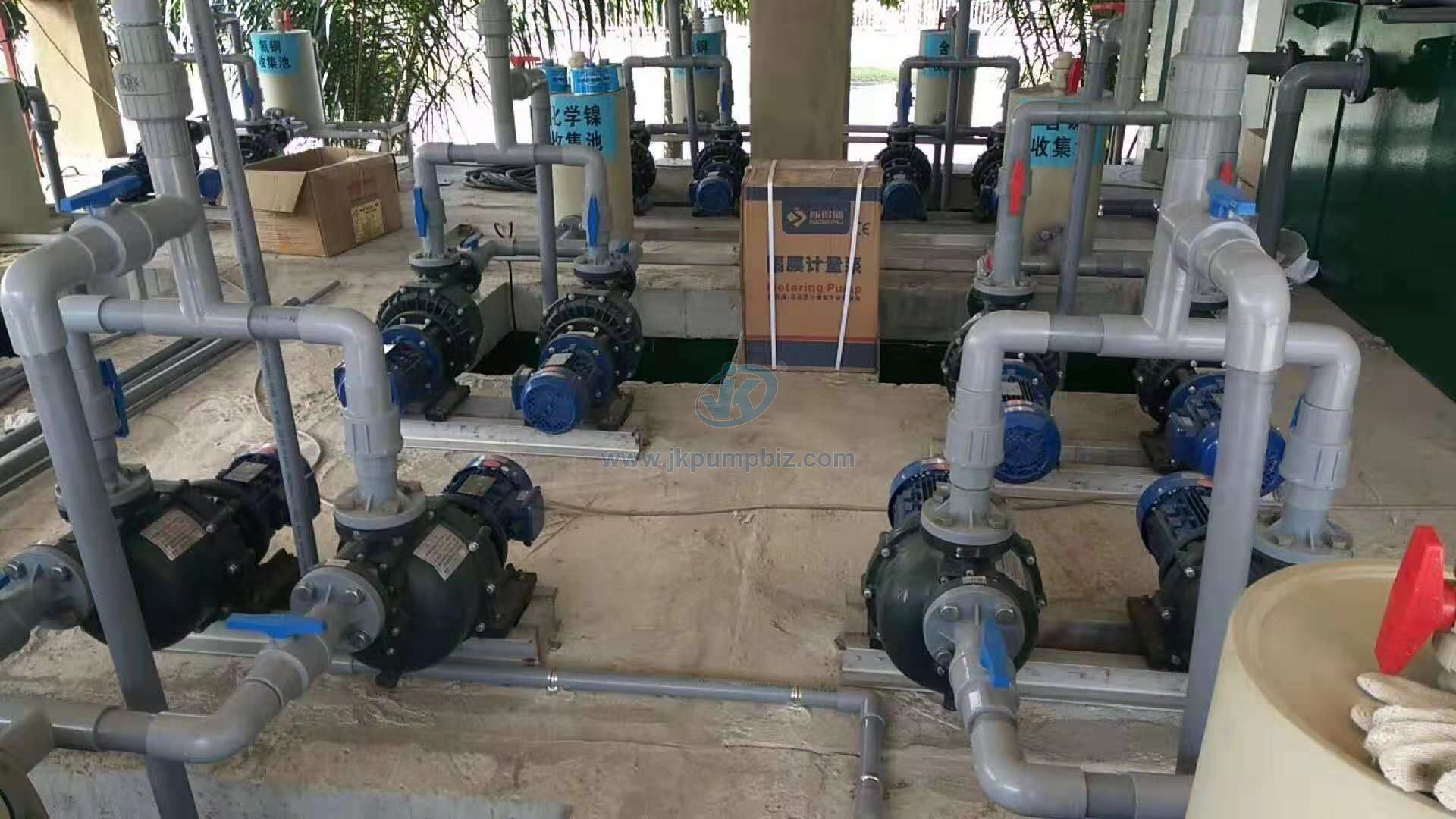 Self priming water pump-JKB
