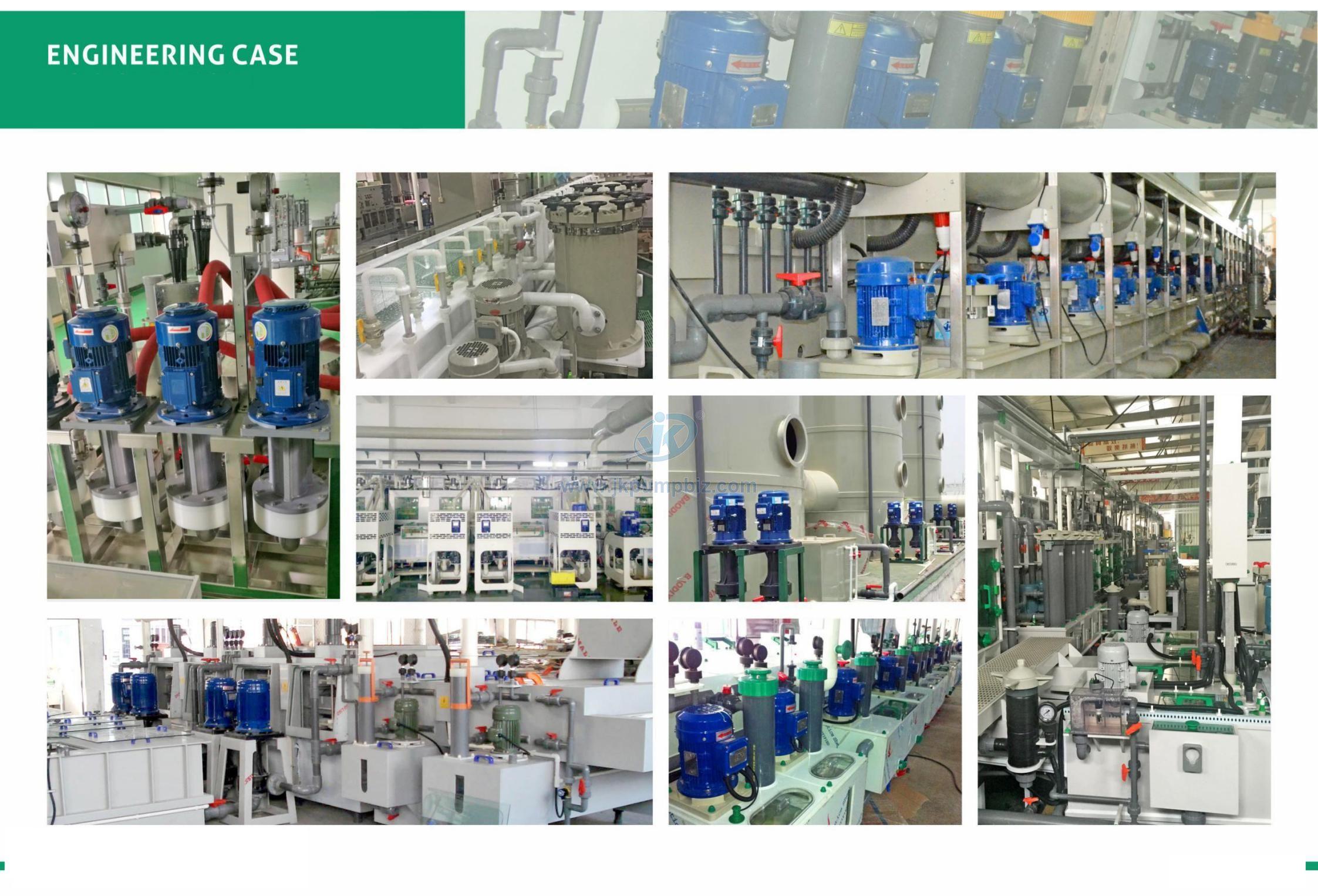 Vertical acid and alkali pump-JKH-L