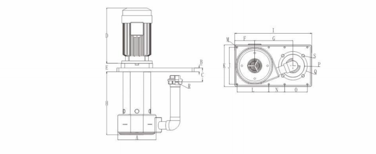Vertical acid and alkali pump-JKH-D