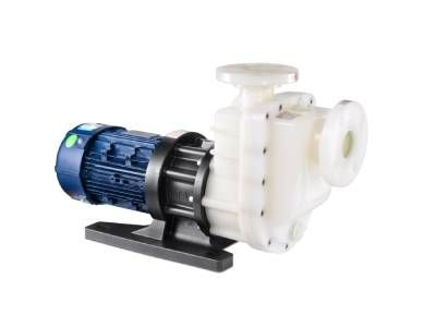 Dry Self-Priming Pump
